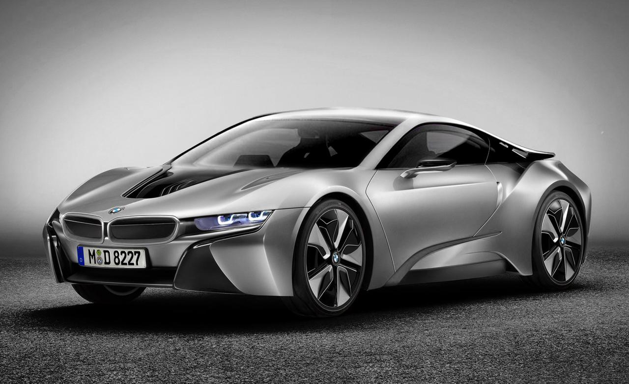 BMW super hybrid