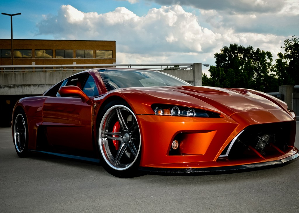 Fastest American Made Car