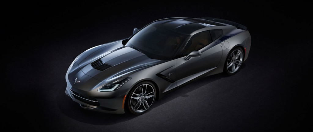 2014 Corvette Stingray gets a new aggressive look