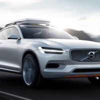 Volvo XC Concept At Detroit Auto Show